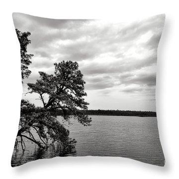 Pinelands Memories Throw Pillow