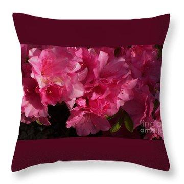 Pinky Throw Pillow