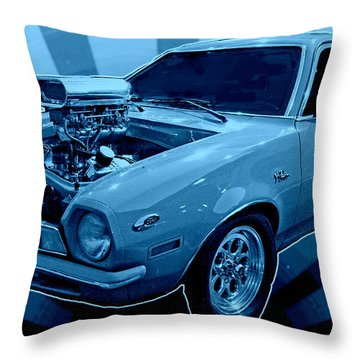 Pinto Return Throw Pillow
