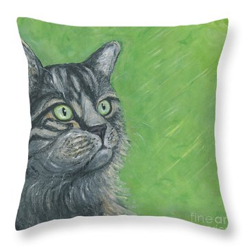Pipers Hope Throw Pillow