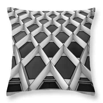 Pittsburgh 25  Throw Pillow by Emmanuel Panagiotakis