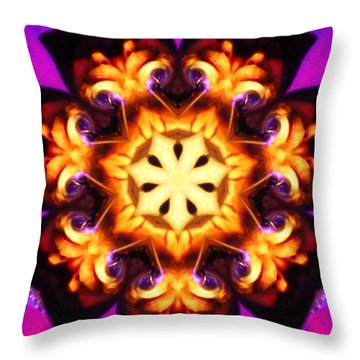 Pizzaz Throw Pillow