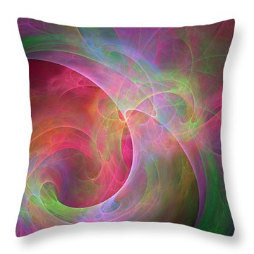 Placeres-02 Throw Pillow by RochVanh
