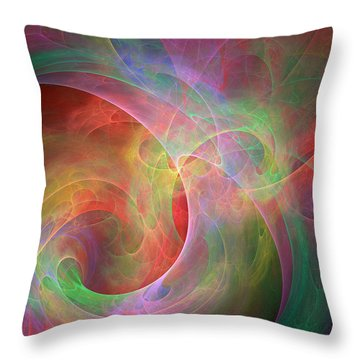 Placeres-03 Throw Pillow by RochVanh