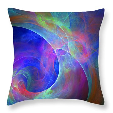 Placeres-05 Throw Pillow by RochVanh