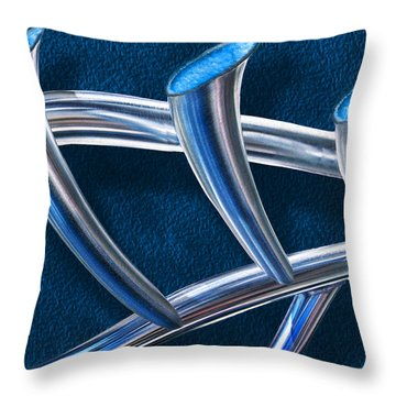 Play Me Throw Pillow by Paul Wear