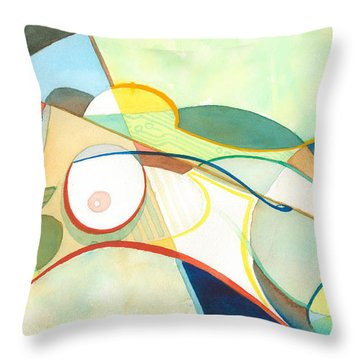 Pleasure Throw Pillow
