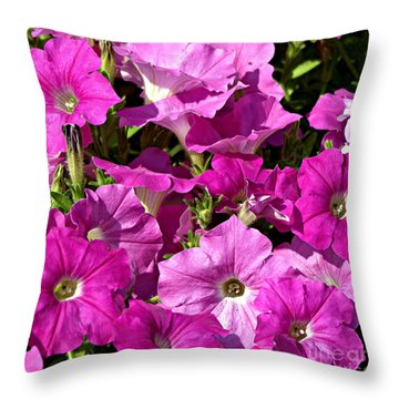 Pocketful Throw Pillow
