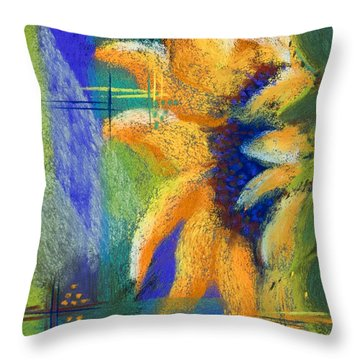 Point Of View Throw Pillow by Tracy L Teeter