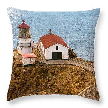 Point Reyes Throw Pillow