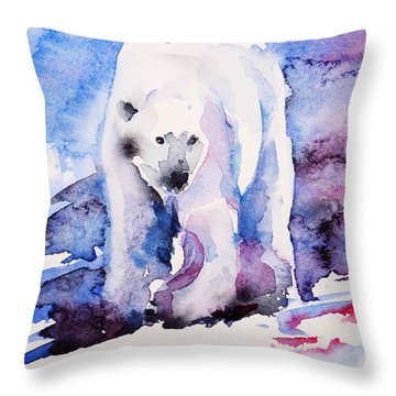 Nature Knows Best Throw Pillows
