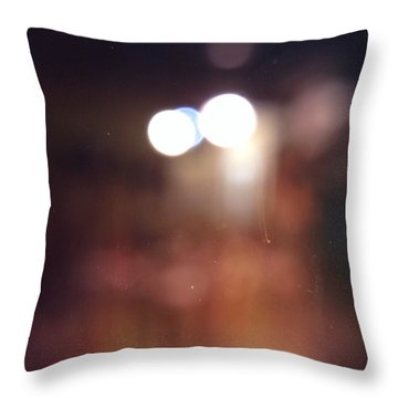 Polaris No. 1  Throw Pillow