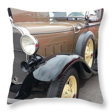 Polished Throw Pillow