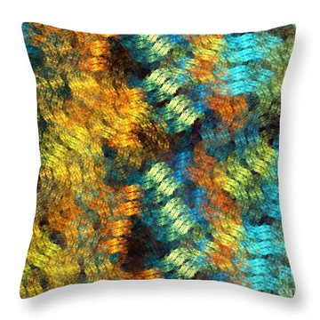 Pollux Throw Pillow