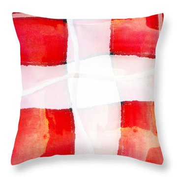 Poolside No. 3 Throw Pillow