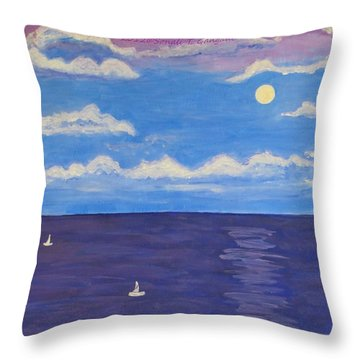 Poornima  Throw Pillow