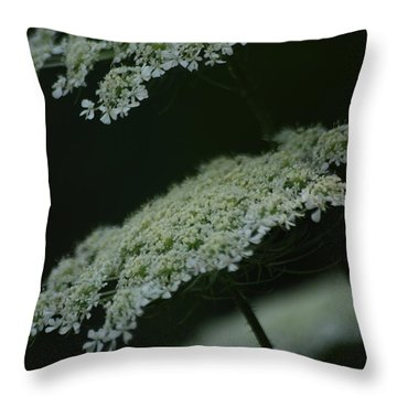 Throw Pillow featuring the photograph Popping Out At You by Ramona Whiteaker