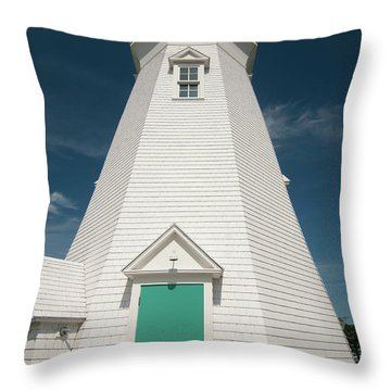 Port Dalhousie Lighthouse 9057 Throw Pillow