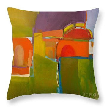 Portal No. 2 Throw Pillow