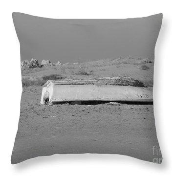 Porto Empedocle Throw Pillow