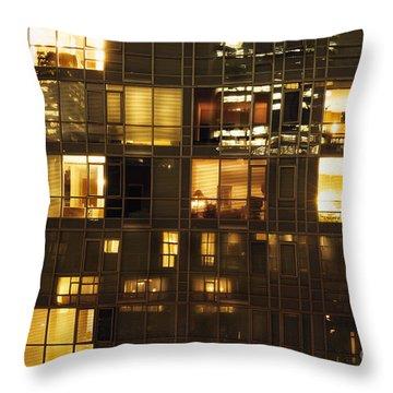 Throw Pillow featuring the photograph Posh Dccxliii by Amyn Nasser