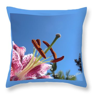 Possibilities 2 Throw Pillow