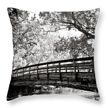 Possibilities Throw Pillow by Sara Frank