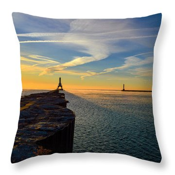 Possiblities Throw Pillow