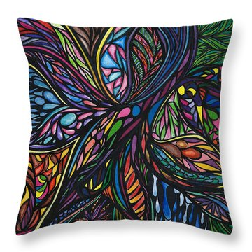 Possiblity  Throw Pillow