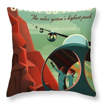 Astrophysical Throw Pillows