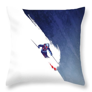 Swiss Throw Pillows