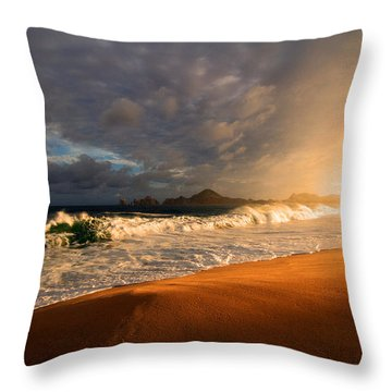 Throw Pillow featuring the photograph Power by Eti Reid