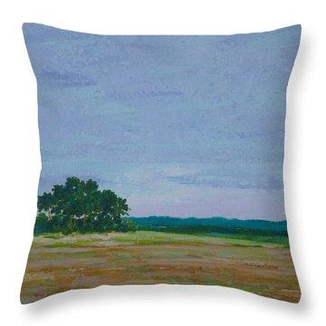 Prairie Preserve Throw Pillow