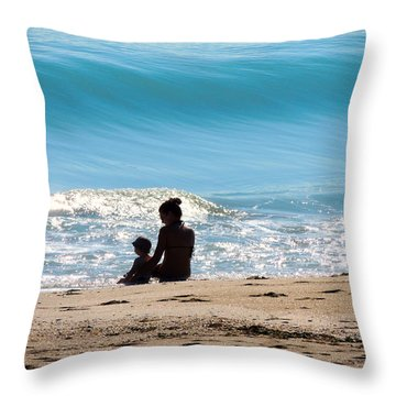 Precious Moment's Throw Pillow