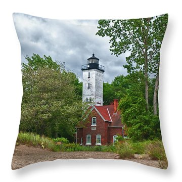Presque Isle 12079 Throw Pillow