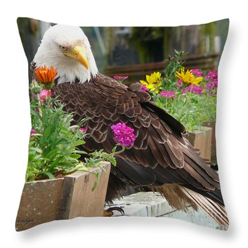 Priceless Moment Throw Pillow