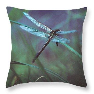 Primal Dragons Iv Throw Pillow