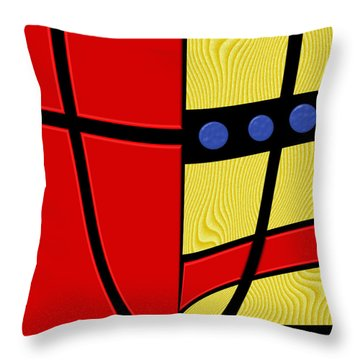 Primary Motivations 2 Throw Pillow