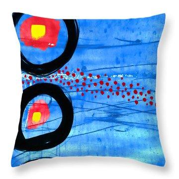 Artsy Throw Pillows