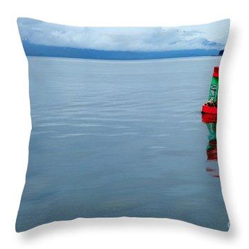 Prime Real Estate  Throw Pillow