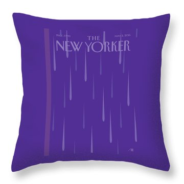 Prince Tribute Throw Pillow