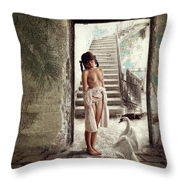 Doorway Throw Pillows