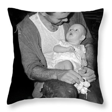 Throw Pillow featuring the photograph Princess by Roger Rockefeller