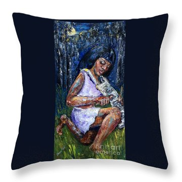Private Practice Throw Pillow