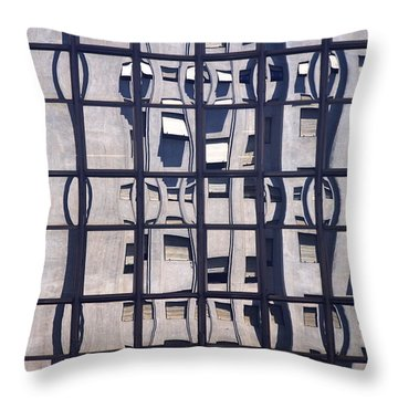 Throw Pillow featuring the photograph Private Worlds by Bernardo Galmarini