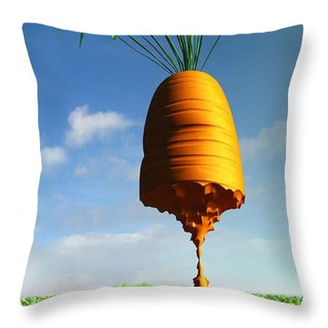 Prizewinner Throw Pillow by Cynthia Decker