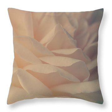 Promess Of Today Throw Pillow