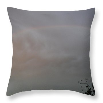 #promisespromises Throw Pillow by Becky Furgason