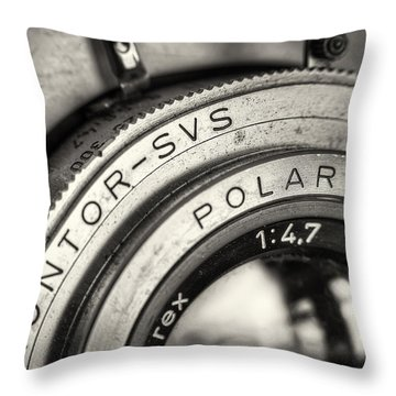Prontor Svs Throw Pillow