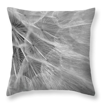 Propagation Throw Pillow